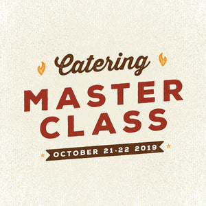 Catering Master Class 2019
