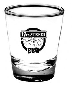 17ST Shot Glass