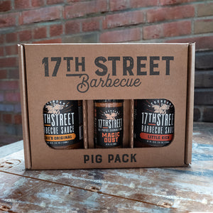 Pig Pack – Sauce & Bottle of Magic Dust<sup>®</sup>