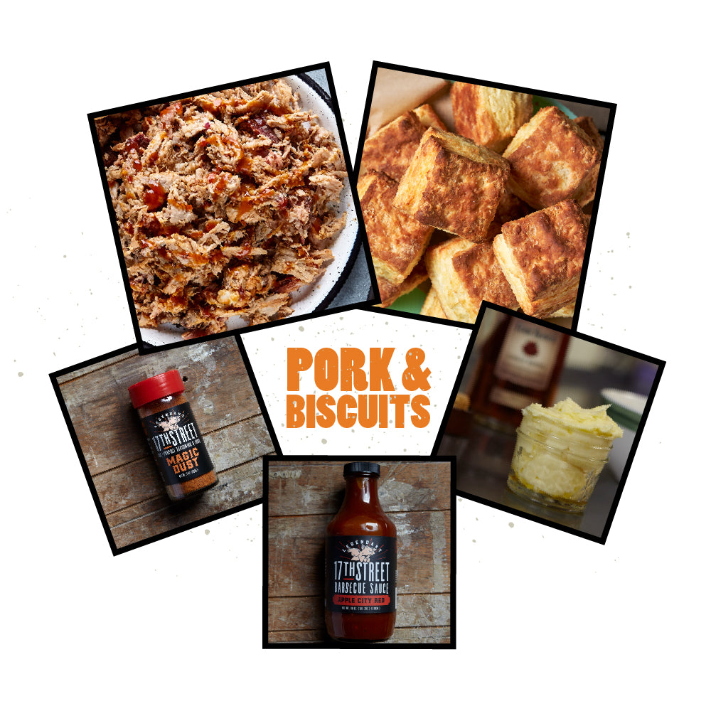 Pork & Biscuits Pack