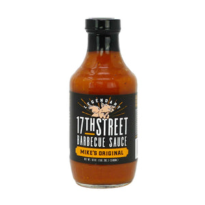 17ST Barbecue Sauce <br />– 3 bottles