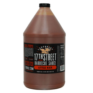 17ST Barbecue Sauce<br />– 1-Gallon Jug