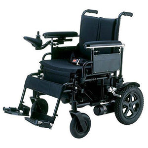 Drive Medical CPN20FBA-POM Cirrus Plus Folding Power Wheelchair with Footrest an