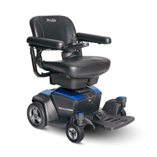 Pride Go Chair -  Transportable Power Wheelchair