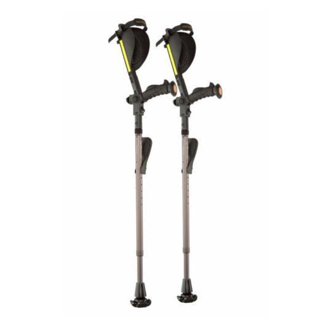 Ergobaum 7G Ergonomic Crutches- Brand New 9 Color Options