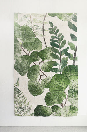 Botanic |  Canvas Hand Distressed Tapestry | more options