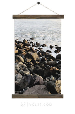 Breakwater | Canvas Wall hanging | more options