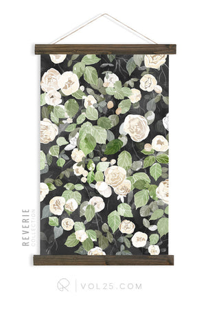Cascading Roses | Reverie Collection Canvas Wall hanging | more options VPR02 - vol25