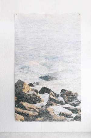 Pacific |  Canvas Hand Distressed Tapestry | more options