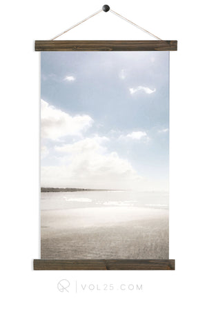 Saltwater Sky | Canvas Wall hanging | more options