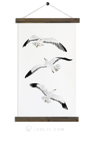Soar | Canvas Wall hanging | more options