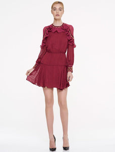 Coco Long Sleeve Mini Dress by La Maison Talulah