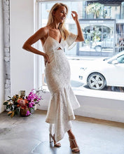 Untold Midi White Dress by La Maison Talulah