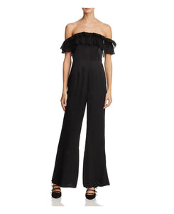 Talulah La Maison | Monet Off the Shoulder Jumpsuit