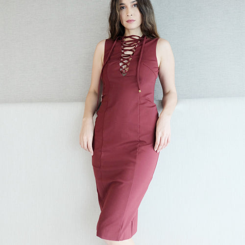 Superstition Dress by Finders Keepers - SALE