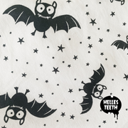 Batty Bat Bib