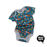 Meowrio Onesie - Helles Teeth NZ