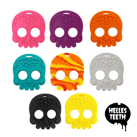 Sugar Skull Teether