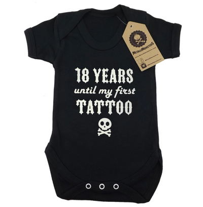 First Tattoo Onesie