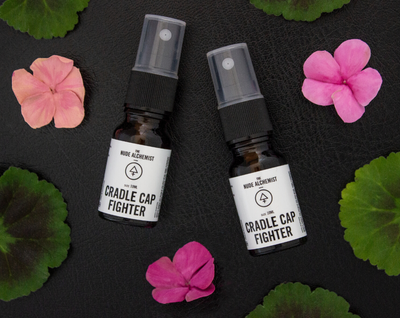 Cradle Cap Fighter - 10ml