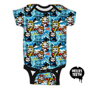 Game of Bones Onesie - Helles Teeth NZ
