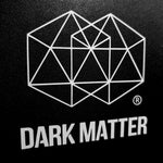 Dark Matter - White Sticker