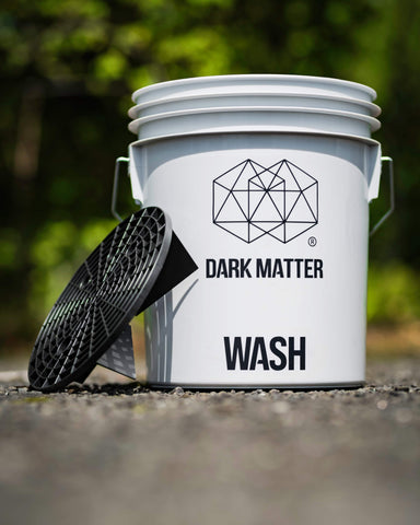 DARK MATTER ® Detailing Bucket - WASH