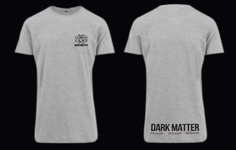 DARK MATTER - LONGLINE T-SHIRT - GREY