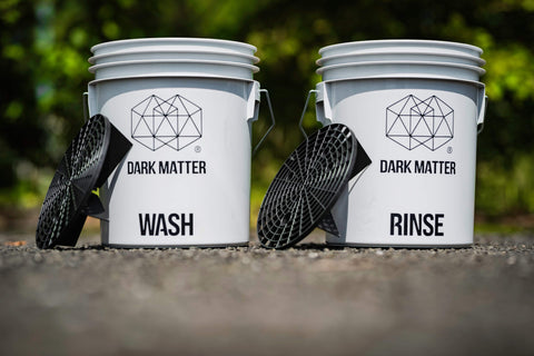 DARK MATTER ® Detailing Bucket - SET