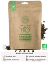 Capsules de café bio cosy coffee 100% compostables naturellement
