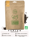 Capsules de café 100% compostables naturellement Cosy Coffee Typica