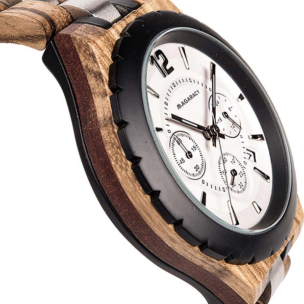 Takeo Chronograph Fate  - Watch For Husband - MWC102