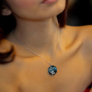 Last Breath - Chiara Heart Necklace - For Girlfriend - MNC205