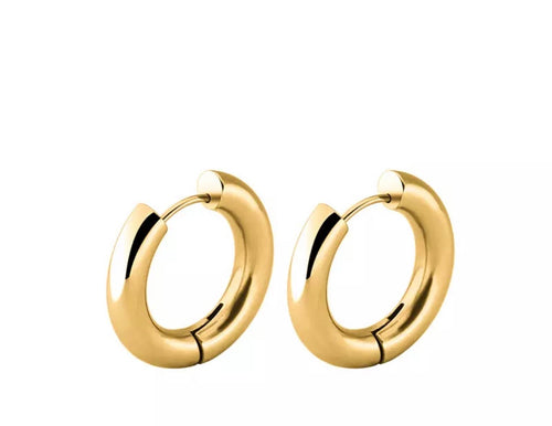 Sumra Hoop Earrings***Pre-order—Ships May 24th