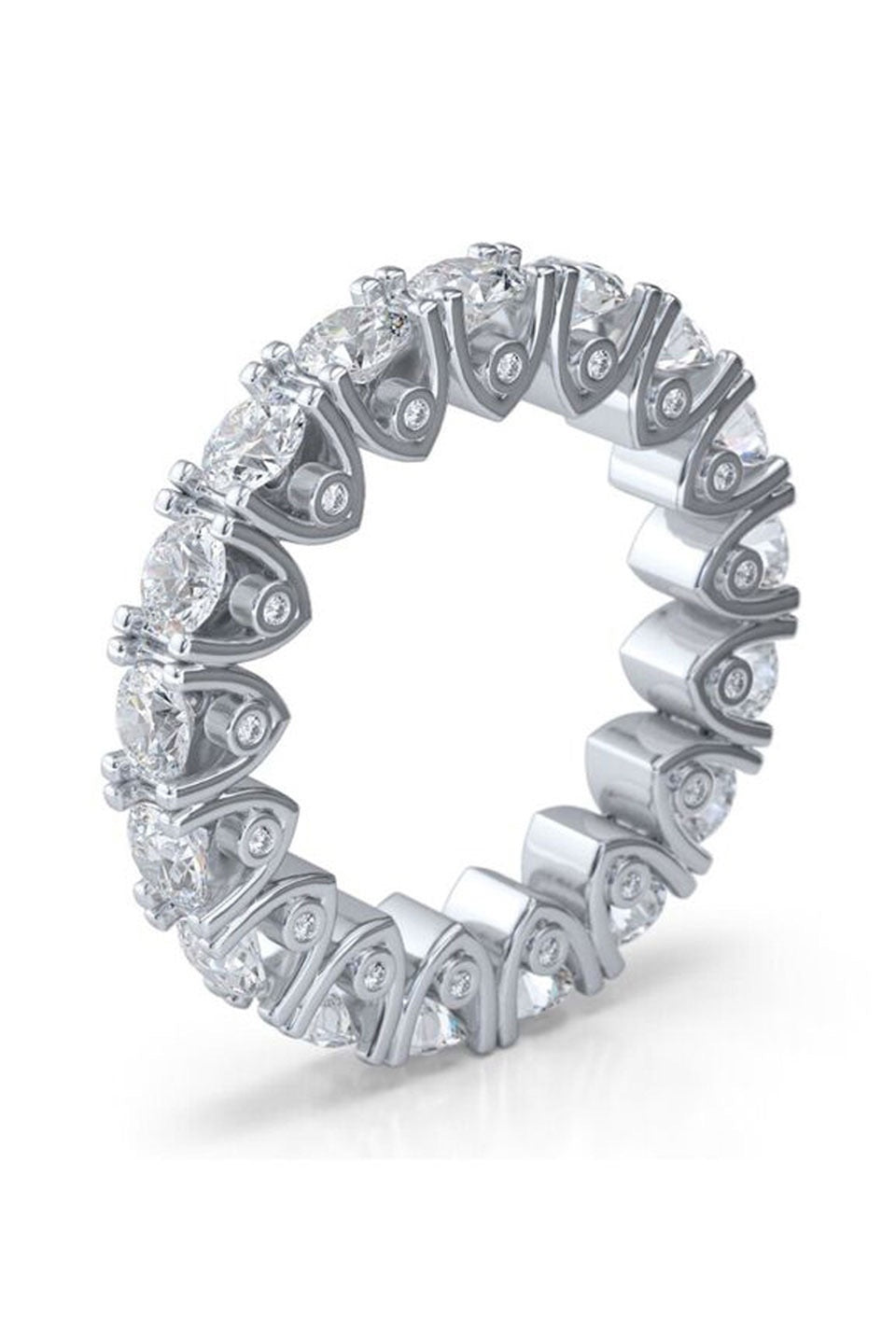 Lux Eternity Ring