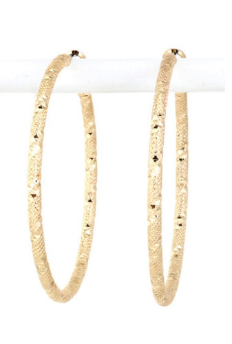 Tania Hoop Earrings