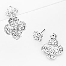 Clover Double Earrings