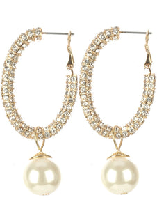 Sabreena Hoop Earrings