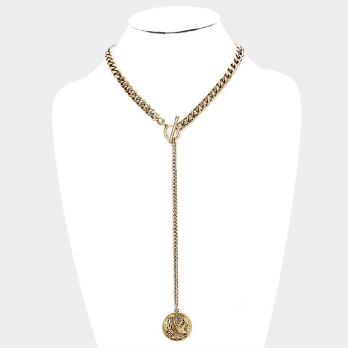 Chelsea Coin Necklace