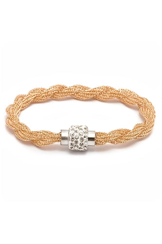 Lux Braided Bracelet