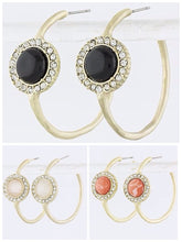 Anar Hoop Earrings