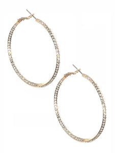 Pavan Hoop Earrings