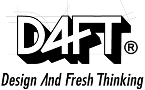DAFT® Design And Fresh Thinking