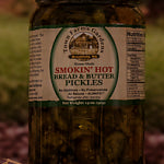 Load image into Gallery viewer, Smokin' Hot Bread and Butter Pickles