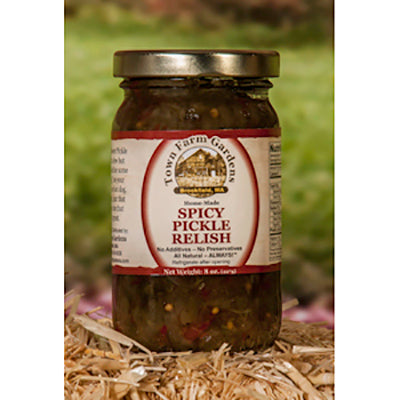 Spicy Pickle Relish