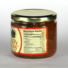 Load image into Gallery viewer, Town Farm Gardens Zesty Salsa Nutrition