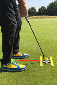 FAST TRACK PUTTING GATE DRILL