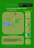 Attack Angle Ramp Layout