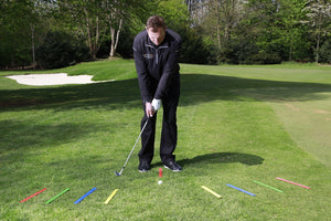simple chipping action