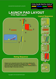 Launch Pad Layout